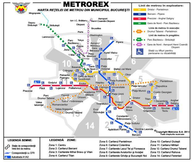 Bucharest Useful Info Public Transport In Bucharest